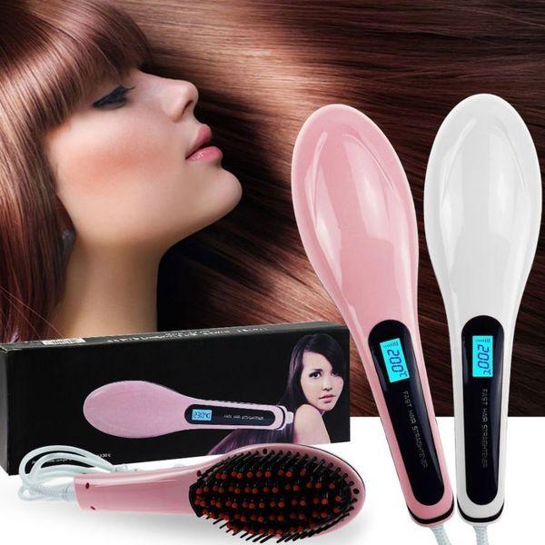 ТОП 15 лучших расчесок выпрямителей для волос