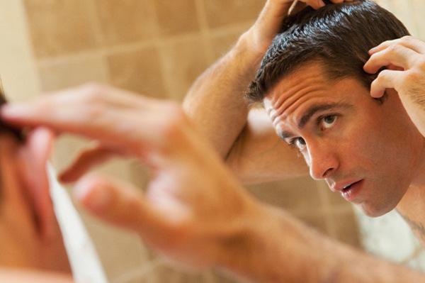 Как замедлить рост волос на голове у мужчин