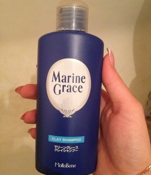 Шампунь Marine Grace MoltoBene