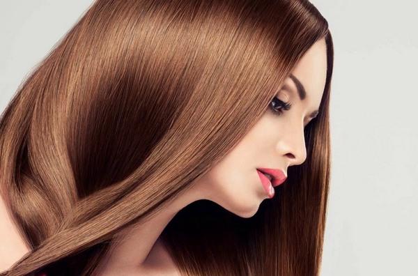Как выровнять концы волос