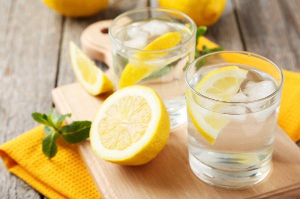 лимонным соком