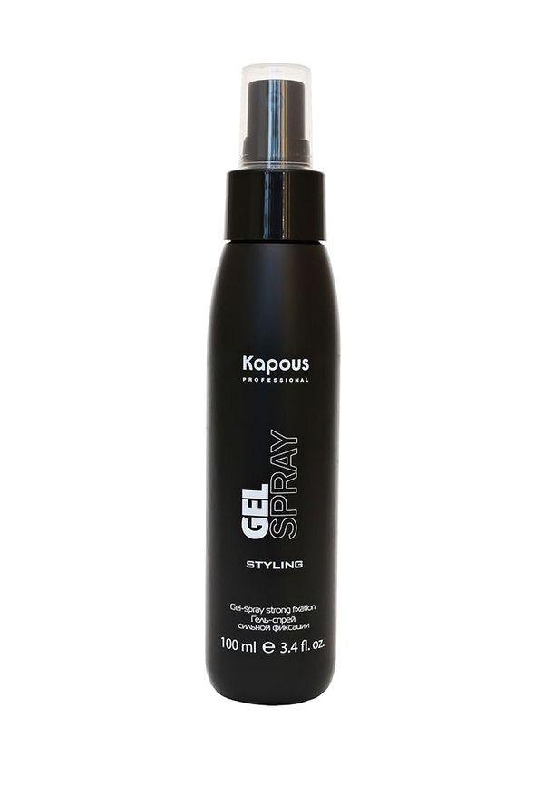 Kapous Styling Gel-spray Strong Fixation