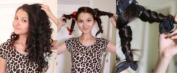 Как сделать кудряшки в домашних условиях своими руками на короткие, средние и длинные волосы — прически и укладки с кудрями, фото до и после