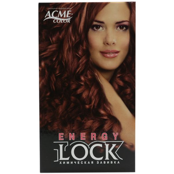 Acme Color Energy Lock