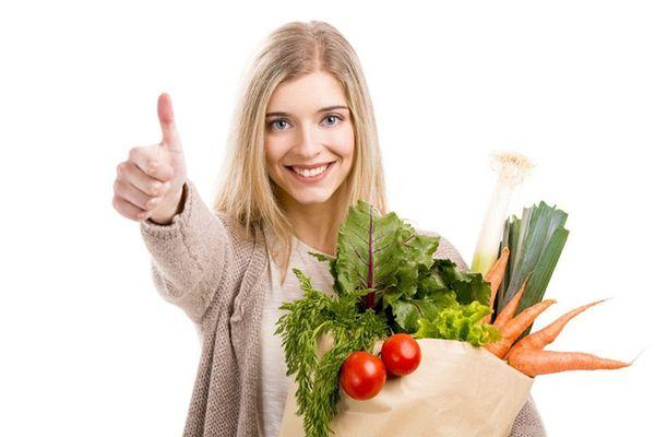 Коррекция питания для здоровья волос