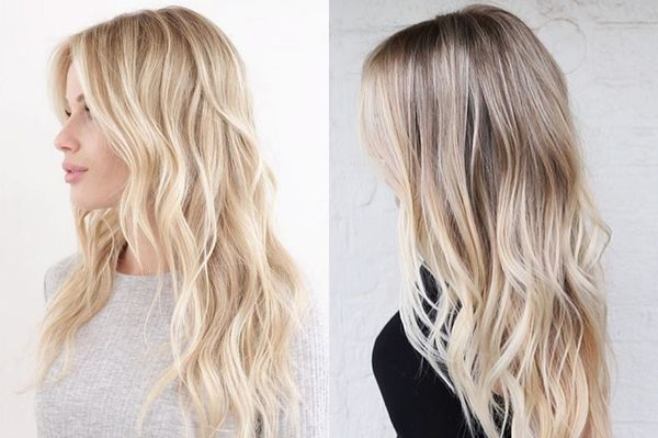 Как восстановить сожженные волосы после осветления