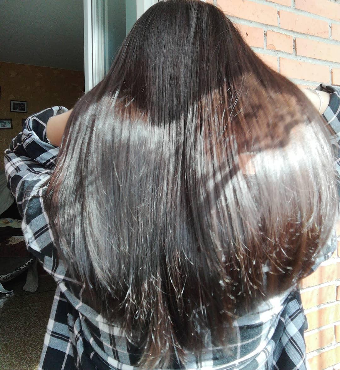 окрашивание волос хной с басмой фото виду сущий