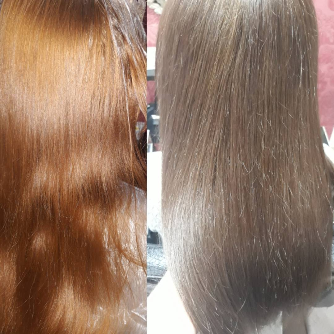 смыть волосы кефиром фото до после иногда питомец