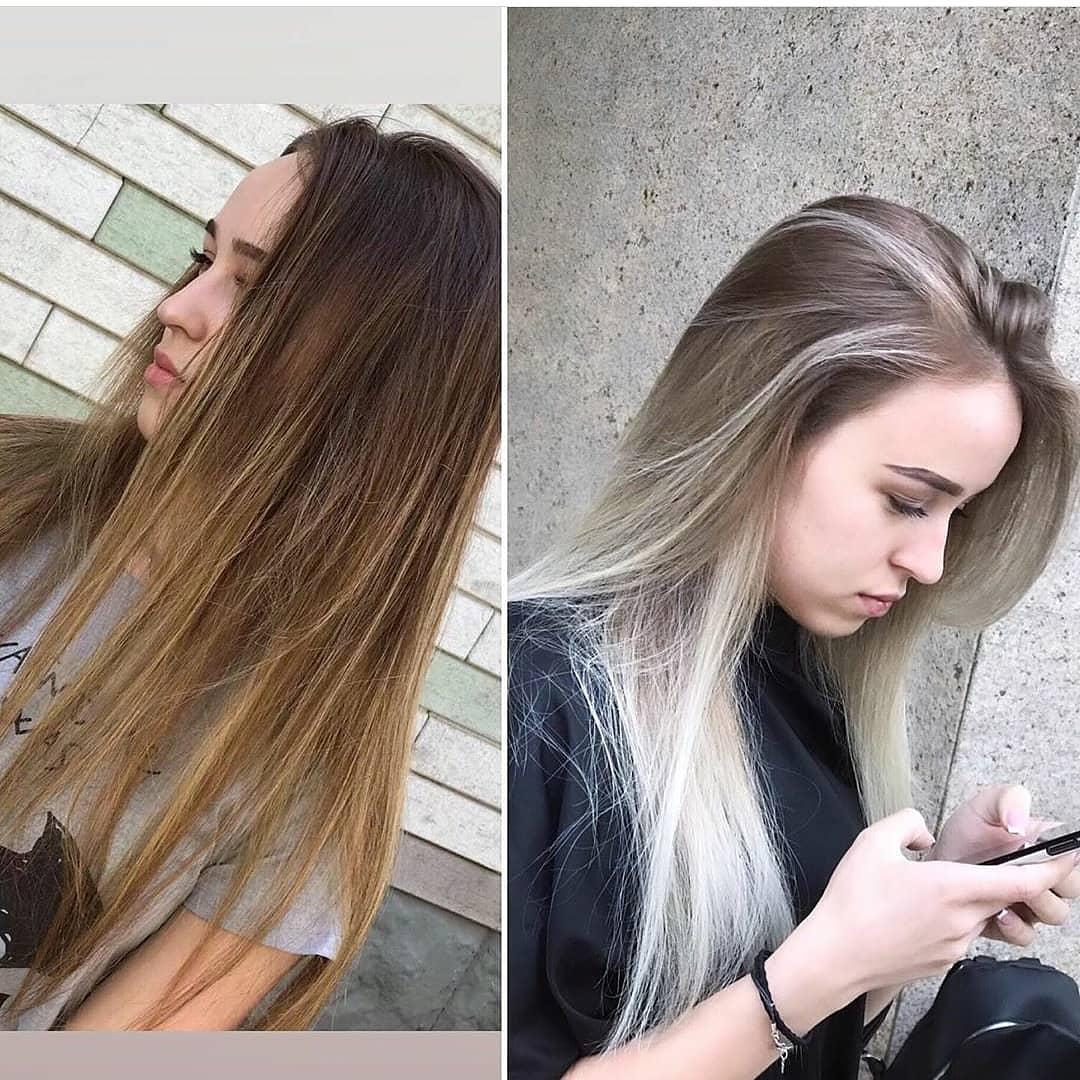 это время как осветлить крашеные волосы дома фото хочется приобрести