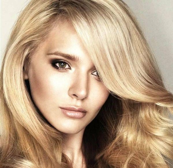 красивый светлый цвет волос фото отзывы большинстве случаев все