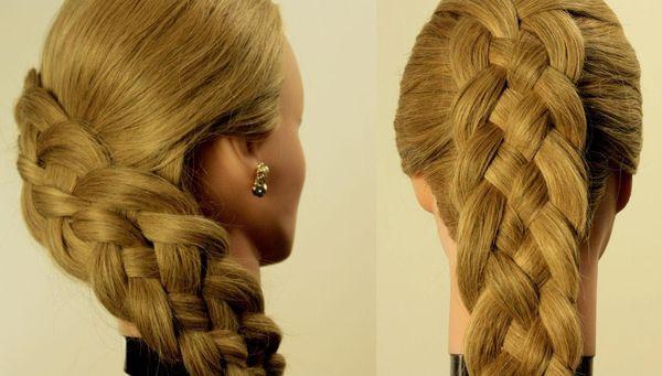 многопрядная коса