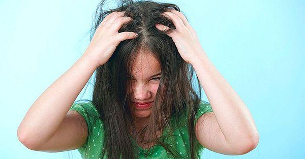 зуд головы у детей