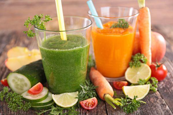 сок огурца и моркови