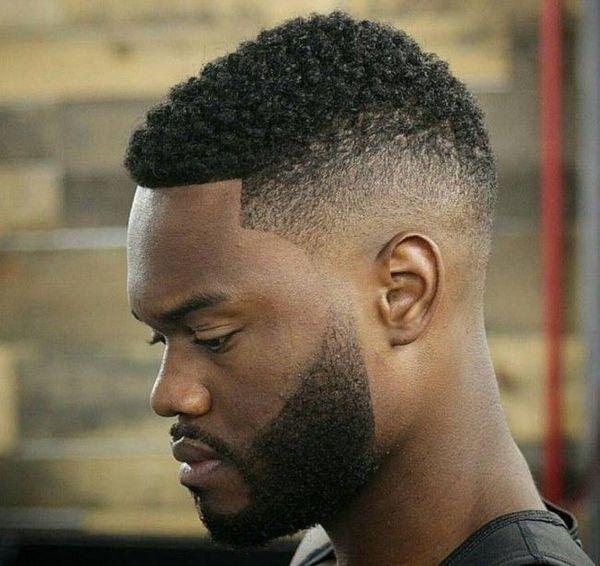 стрижки для мужчин афро
