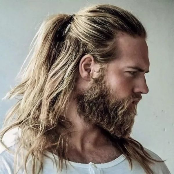 стрижки скандинавские на длинные