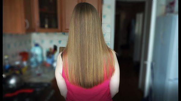 Как подстричь себе волосы полукругом