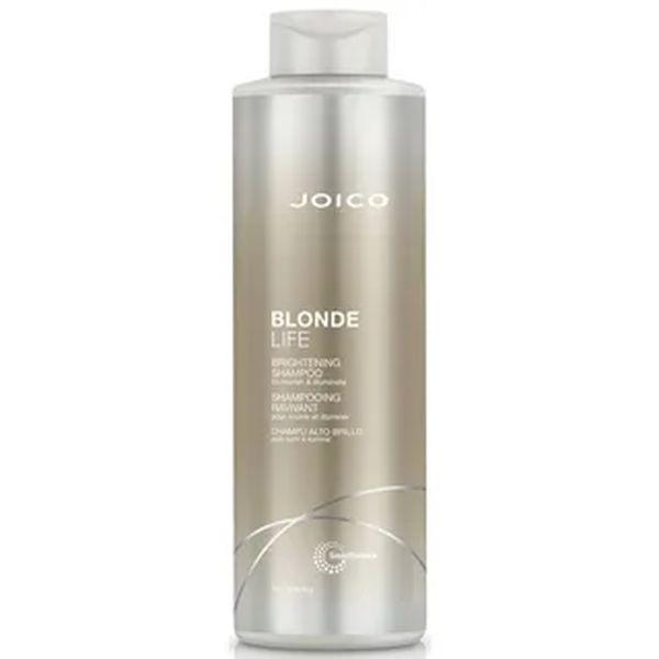 тонирующий шампунь в линии Blonde Life от Joico